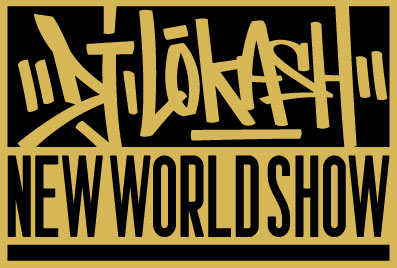 DJ LOKASH - New World Show on WESU Episode 104
